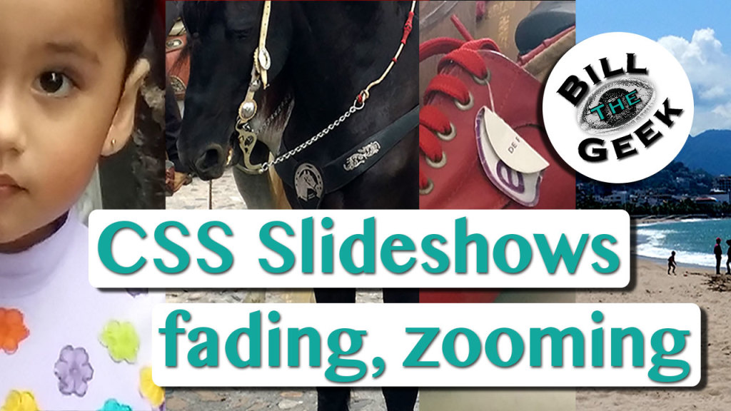 Fading CSS Slideshows Download